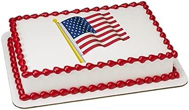Best edible flag cake decorations Reviews