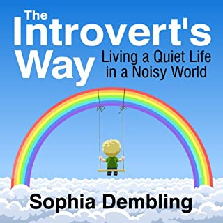 The Introvert's Way audiobook cover art