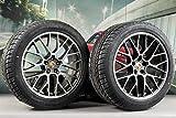 Porsche Macan 95B.2 20' RS Spyder - Set di ruote invernali