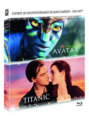 Avatar + Titanic-Coffret 2 Films [Blu-Ray]