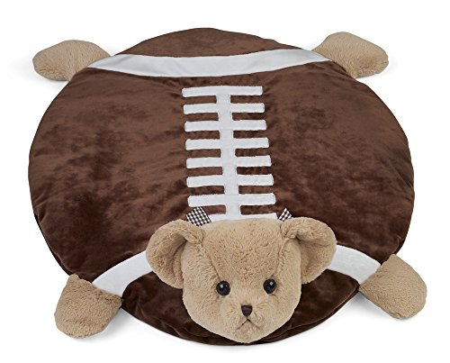 Touchdown Football Bear Belly Blanket 30 by Bearington