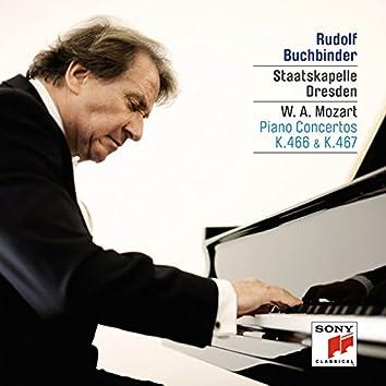 Mozart: Piano Concertos, K. 466 & 467