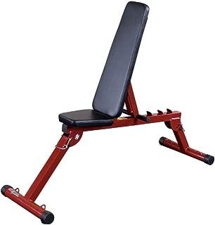 Best Fitness Flat Incline Decline Bench (BFFID10 )