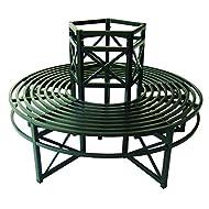 Selections GF7154 Circular Tree Bench