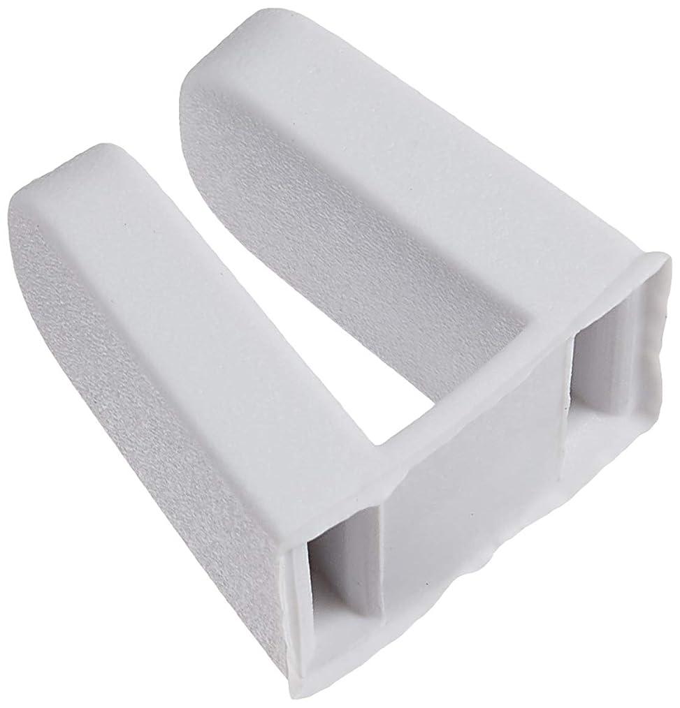 アンペア船乗りナサニエル区FILCO ACコネクタキャップ 10ヶ入り iPhone純正ACアダプター,ACコンセントプラグ対応ホワイト ACAPW
