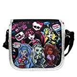 Monster High Girls Shoulder Purse Wallet