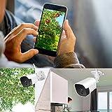 IR-Kamera, IP Zwei Netzwerkmethoden Speaker Security Cam, für Yoosee Orchards Communities Villas(European regulations)