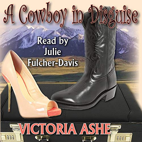 A Cowboy in Disguise audiobook cover art