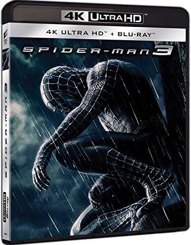 Spider-Man 3 (4K UHD + BD) [Blu-ray]