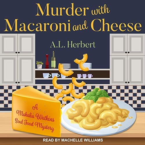 Murder with Macaroni and Cheese cover art