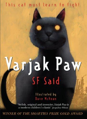 Varjak Paw (Varjak Paw, 1)