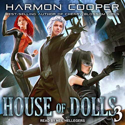 Page de couverture de House of Dolls 3