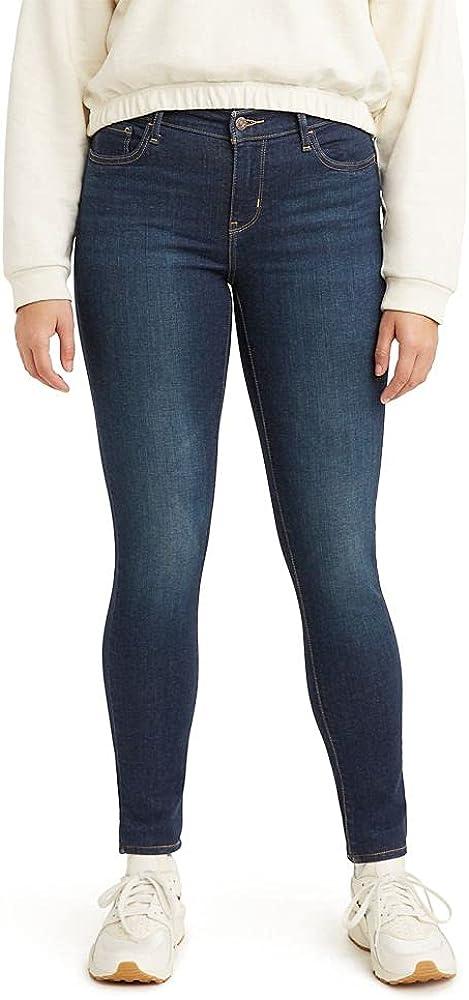 Levi's Women's 710 安い 激安 プチプラ 高品質 Jeans Super Skinny 国内即発送