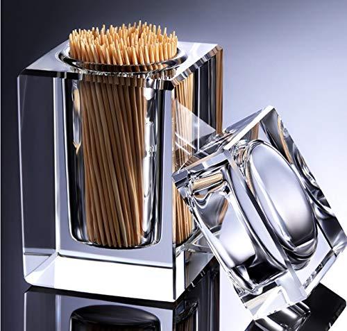 SHTSH Personalidad Creativa Retro-Cola palillo de Dientes Caja expendedora Estilo máquina de prensado palillo de Dientes dispensador de la Caja Soporte de plástico del Ornamento (Color : 2)