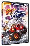 Blaze Y Los Monster Machines 5: La Carrera Hasta La Cima Del Mundo [DVD]