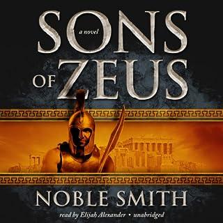 Sons of Zeus audiobook cover art