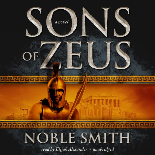 Sons of Zeus audiobook cover art