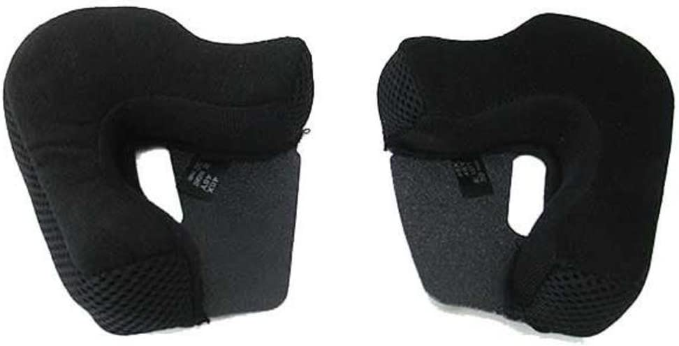 G-Max Cheek Pads for GM46X-1 Fees free!! 25mm 980293 Helmet - Md Arlington Mall