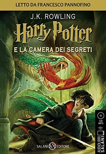Harry Potter e la Camera dei Segreti - Audiolibro CD MP3: Vol. 2