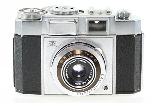 Zeiss Ikon Prontor-SVS Contina II Sucherkamera mit Novar-Anastigmat 3.5/45mm Optik