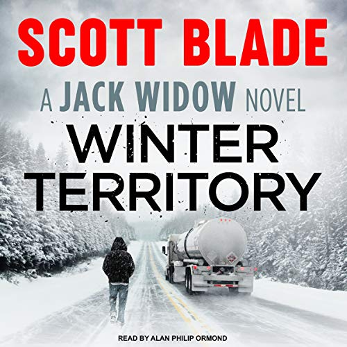 Winter Territory audiobook cover art
