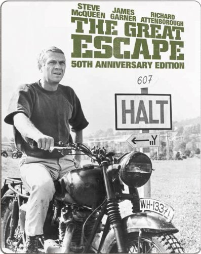 [Amazon.co.jp Limited] (Limited) The Great Escape Steel Book Blu-ray specification [Blu-ray]
