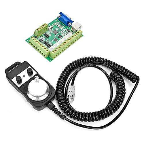 Tarjeta de control de movimiento MACH3 del aislamiento del optoacoplador de la parada de emergencia con el volante