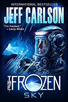 The Frozen Sky (the Europa Series Book 1) by [Jeff Carlson]