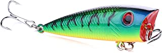 Luckiests 1pcs / 5pcs Pesca al Aire Libre de simulación de