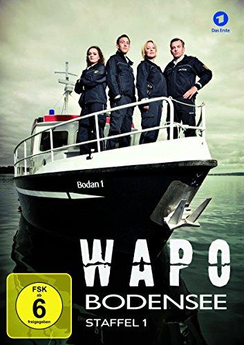 WaPo Bodensee - Staffel 1 [2 DVDs]