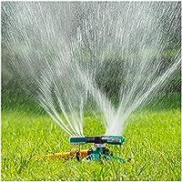 WOVUU Automatic 360 Degree Rotating Irrigation Sprinkler System
