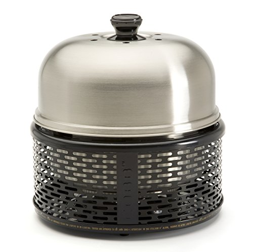 Cobb Pro Barbecue kettle Silber–(Barbecue, Kettle, silber, rund, Stahl)