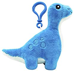 2. Scentco Dino Dudes Backpack Buddies Scented Plush Brontosaurus