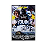 Huihuang Young Frankenstein Filmposter, Hochglanz-Finish,