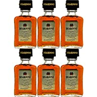 Disaronno Amaretto Liqueur (6 x 5cl Miniature Bottles)