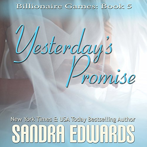 Yesterday's Promise audiobook cover art
