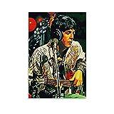 The Beatles Paul McCartney Art Leinwand-Kunst-Poster und