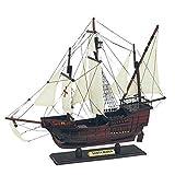 Carabela' Santa Maria ', Modelo Velero, Barco Bandera Von Columbus