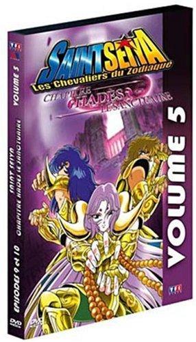 Saint Seiya-Les Chevaliers du Zodiaque-Chapitre Hadès, Le Sanctuaire-Volume 5