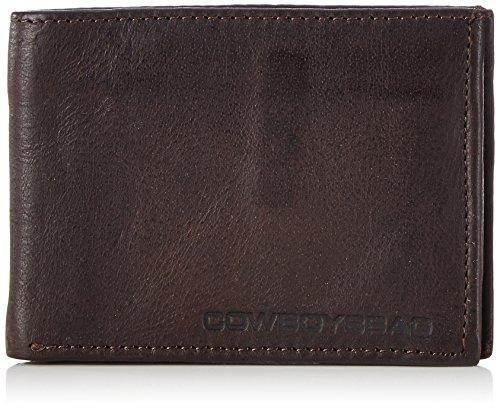 Cowboysbag Herren Wallet Comet Geldklammern, Braun (Brown 500), 12x10x2 cm