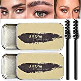 2 Pack Eyebrow Soap Kit