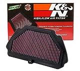 K&N KA-6009 - Recambio de filtro de aire Moto