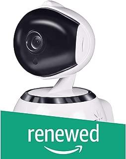 (Renewed) iBall TOTO 1.0MP Smart HD PT Camera (White)