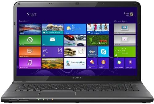 Sony Vaio SVF1521Laptop 15,5(39,5cm) Intel Windows 8 Schwarz Q3 2013