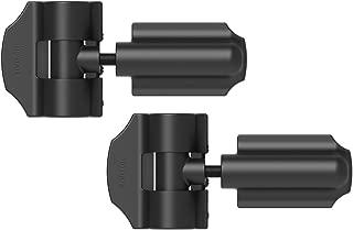 Boerboel Heavy-Duty Wrap Hinge Kit 73014250 Black(2 Pack)