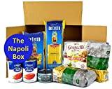 Napoli Authentic Italian Food Box - High Quality Produce - Linguine, Penne, Tuna, Tomatoes & More