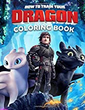 How To Train Your Dragon Coloring Book: Part 3 | Coloring Book For Kids | Ages 3-8 | Exclusive Illustrations
