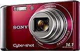 Sony DSC-W370R - Cámara Digital Compacta