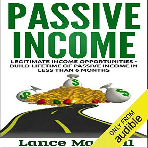 『Passive Income』のカバーアート