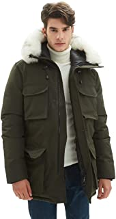 Best mens waterproof parka with hood Reviews